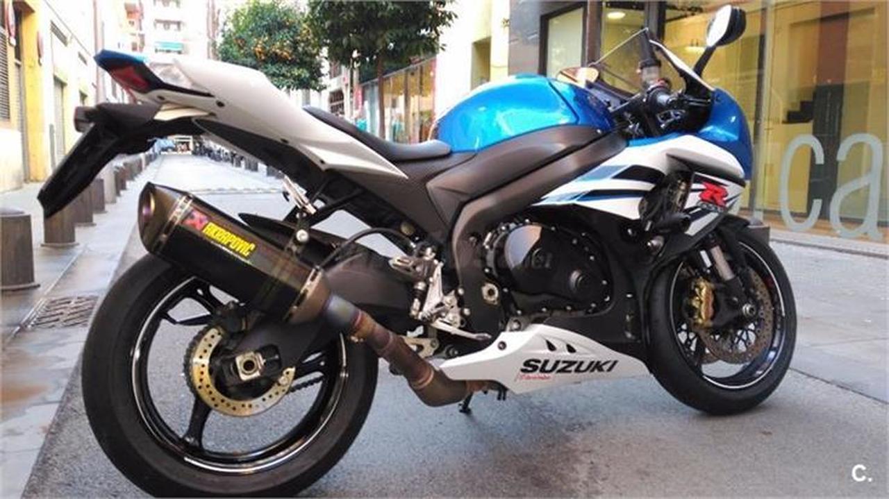 Suzuki GSX-R 1000   - Foto 1