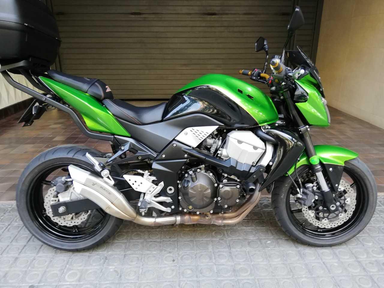 Kawasaki Z 750   - Foto 1