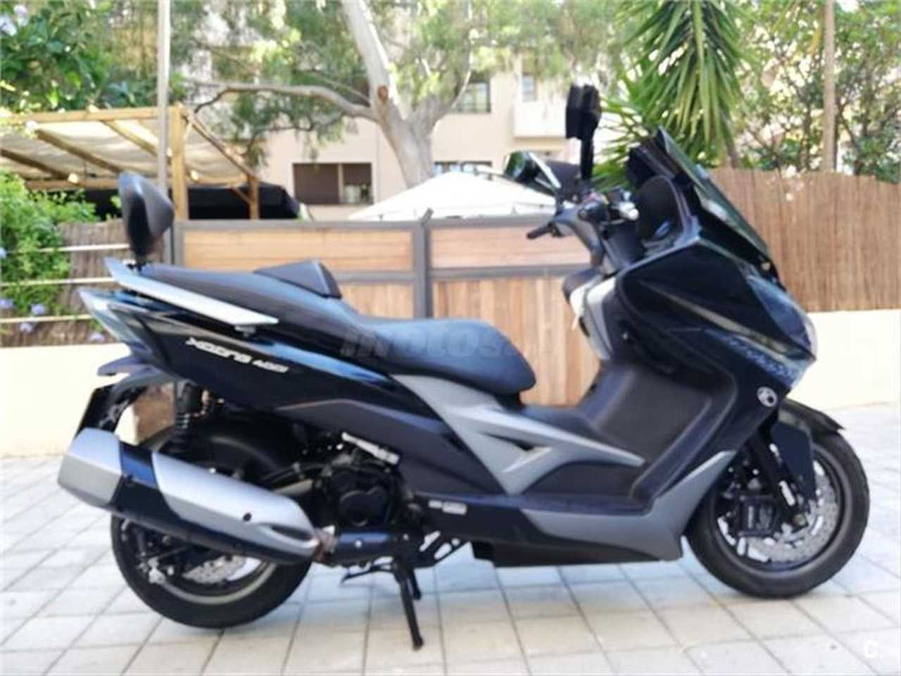 Kymco Xciting 400i ABS  - Foto 1