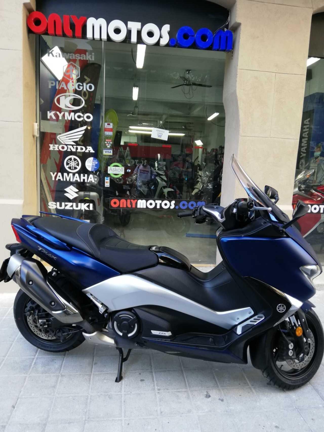 Yamaha TMAX 530 DX  - Foto 1