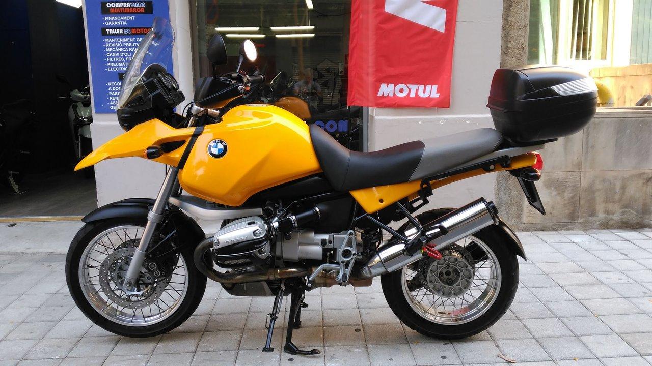 BMW R 1150 GS   - Foto 1