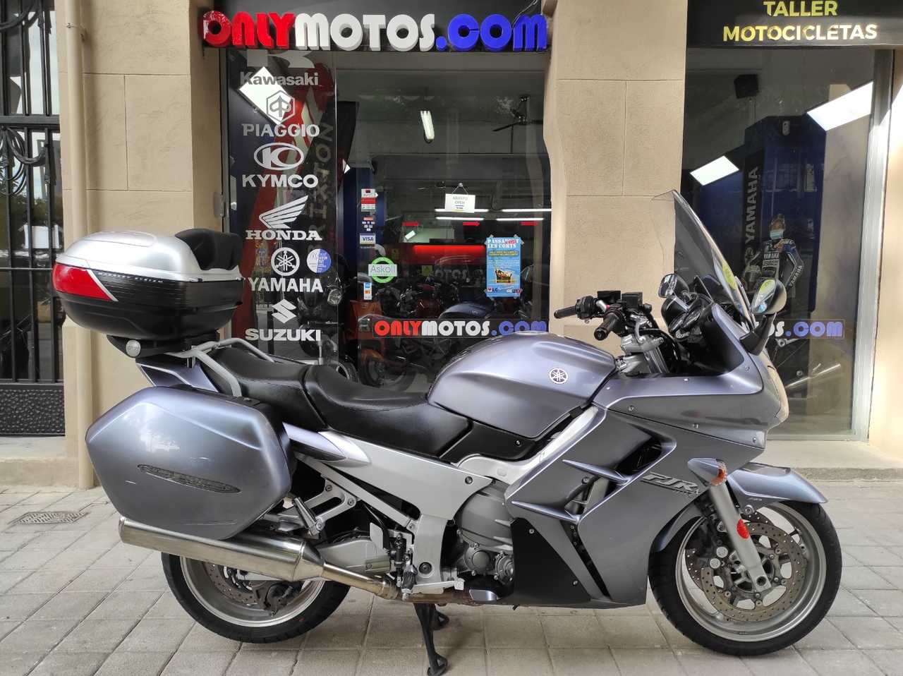 Yamaha FJR 1300   - Foto 1