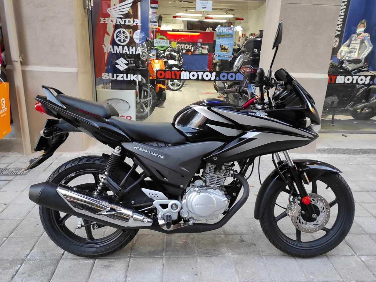 Honda CBF 125   - Foto 1