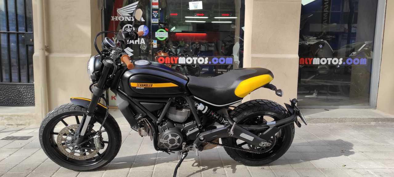 Ducati Scrambler FULL THROTTLE  - Foto 1