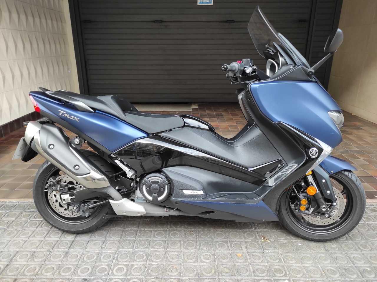 Yamaha TMAX 530 ABS DX   - Foto 1