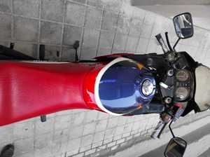 Honda VF 500 F II  - Foto 3