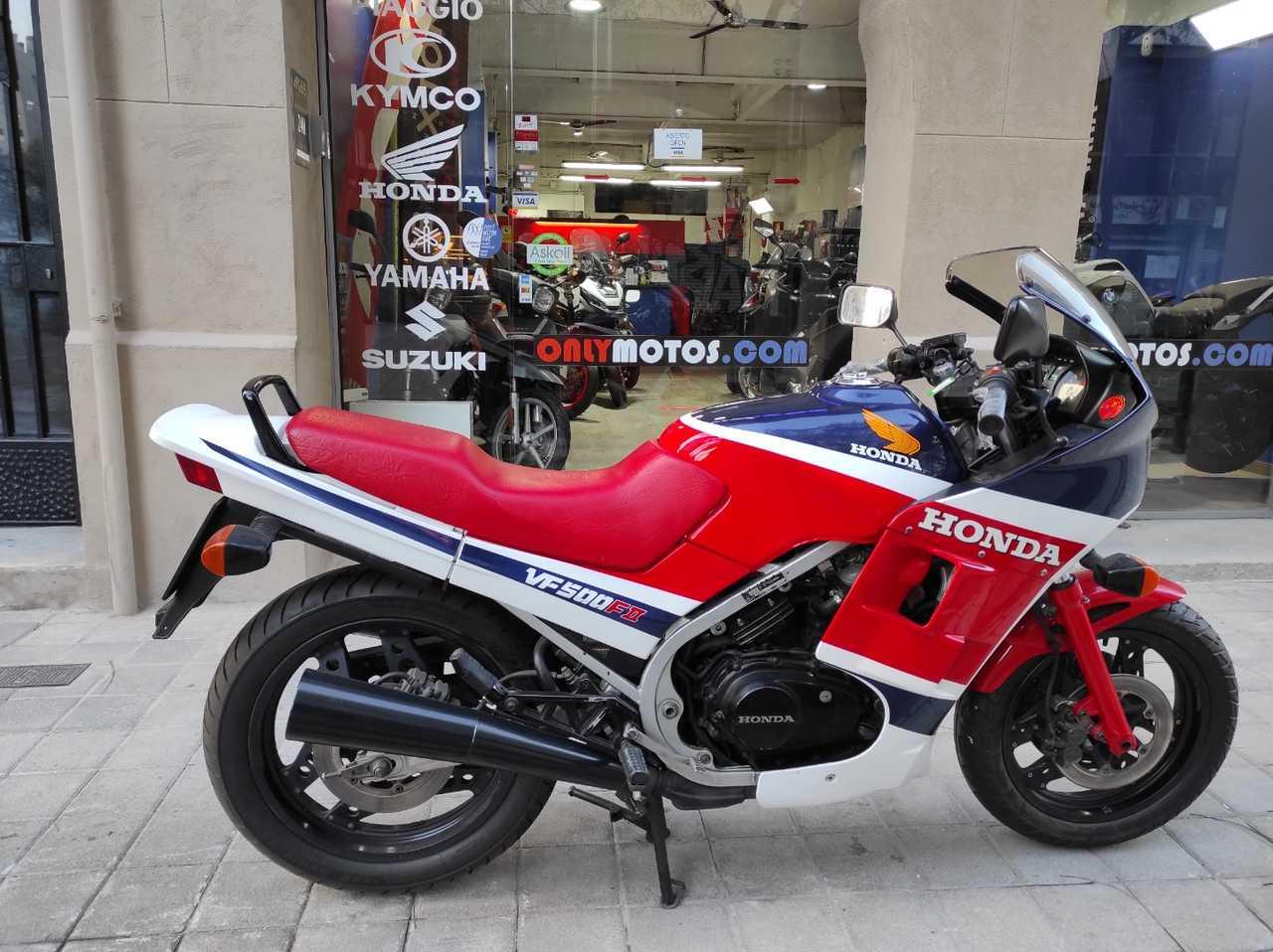 Honda VF 500 F II  - Foto 1