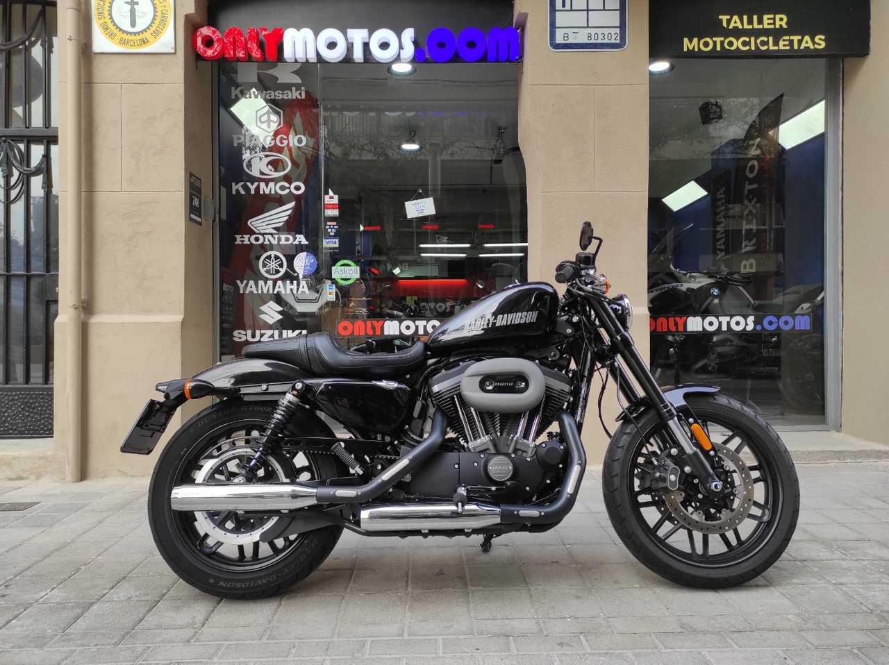 Harley-Davidson Sportster 1200 ROADSTER  - Foto 1