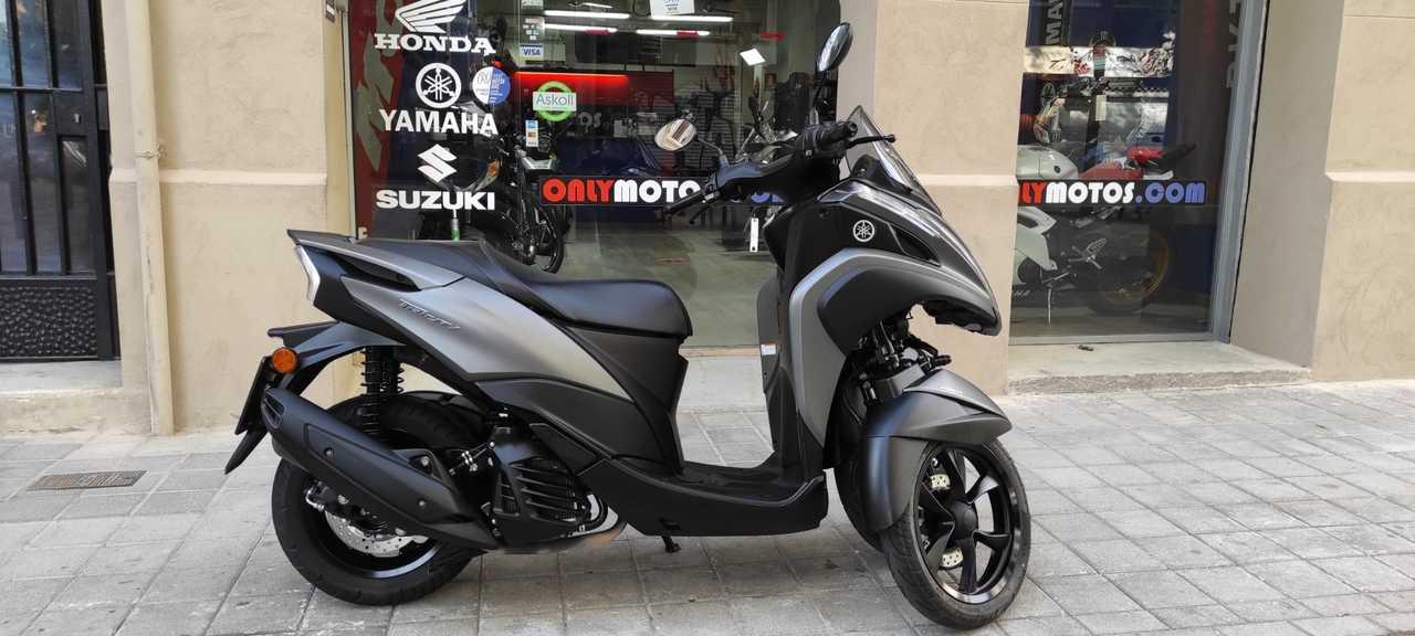 Yamaha TriCity 125 ABS  - Foto 1