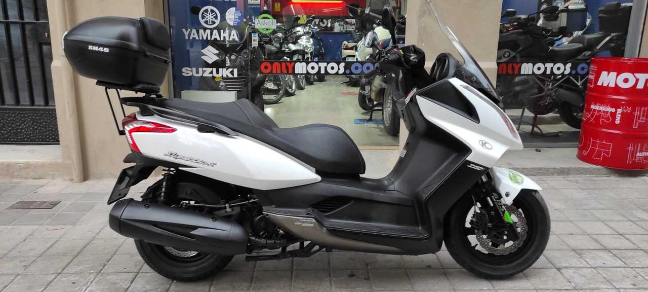 Kymco Super Dink 300 ABS  - Foto 1