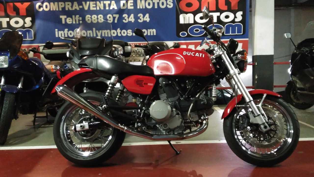 Ducati 1000 GT   - Foto 1