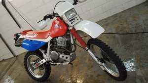 Honda XR 600 R  - Foto 2