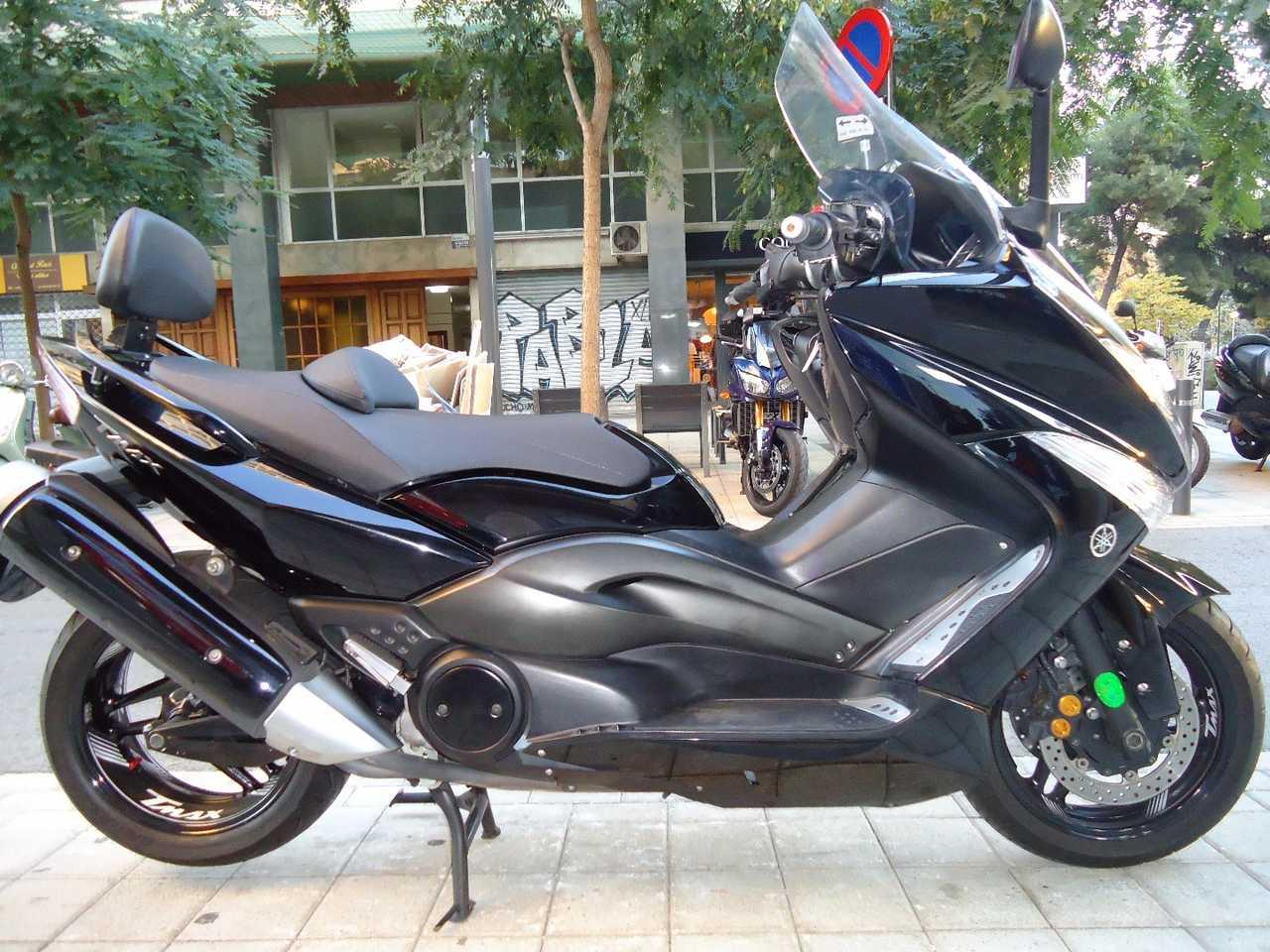 Yamaha TMAX 500 ABS COMO NUEVA  - Foto 1
