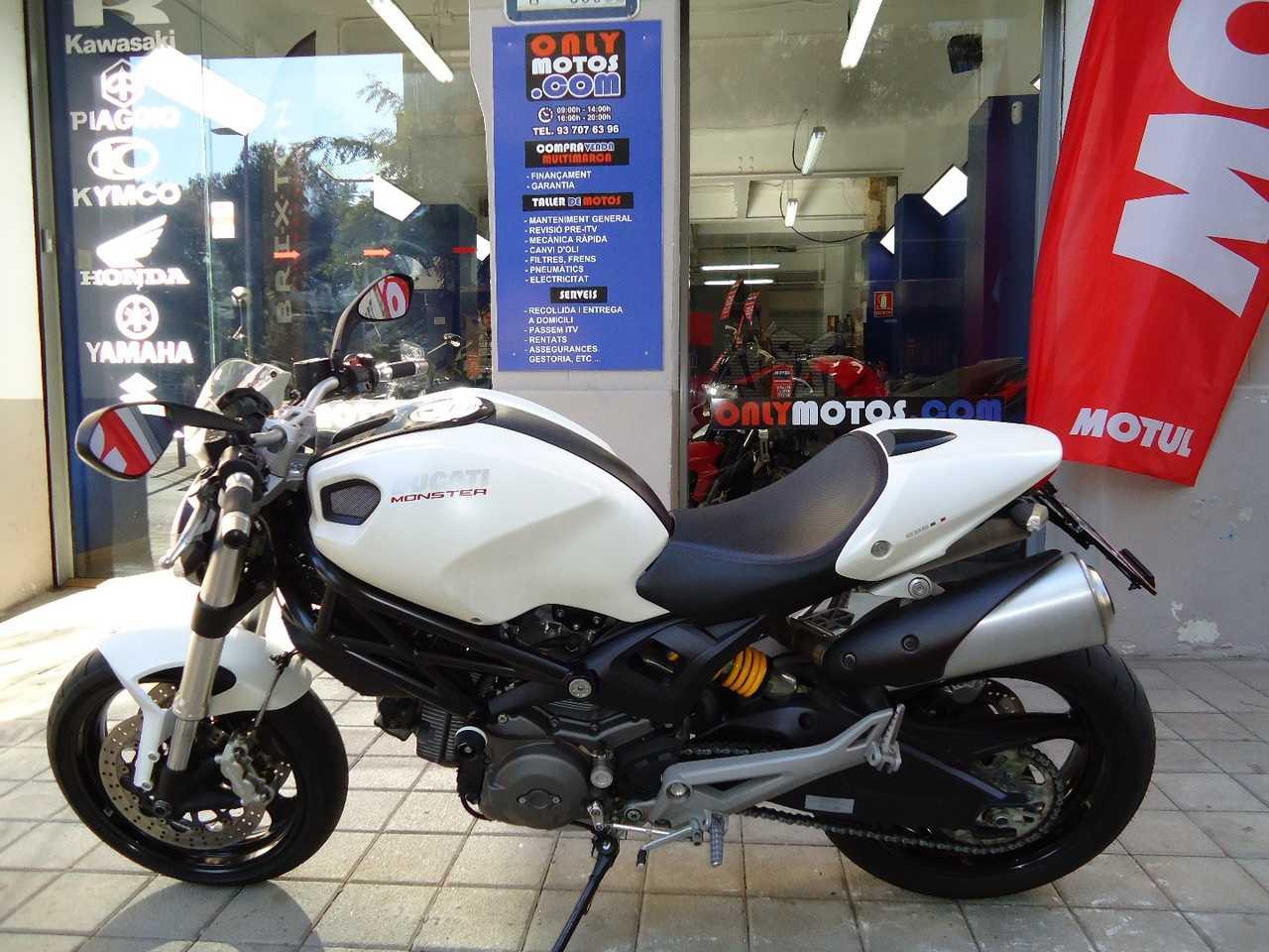 Ducati Monster 696 ABS COMO NUEVA  - Foto 1
