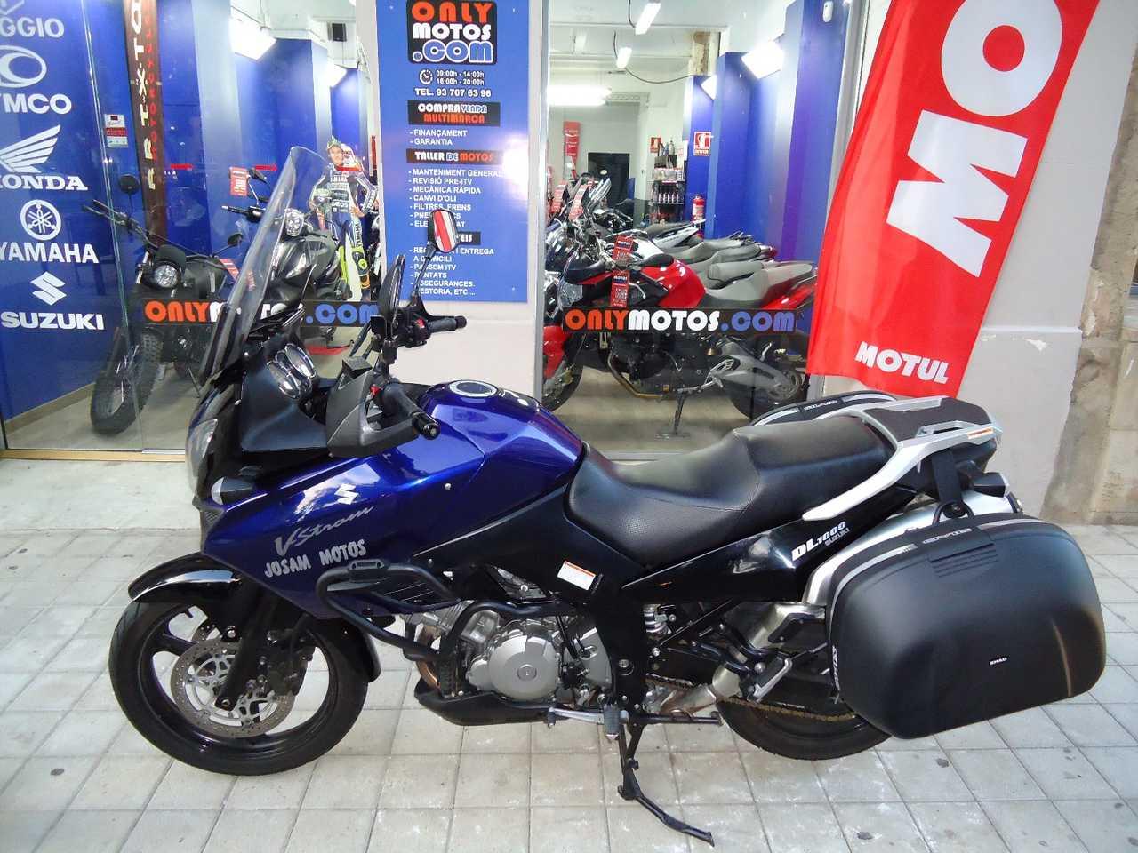 Suzuki V-Strom 1000   - Foto 1