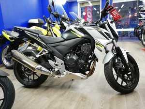 Honda CB 500 F ABS  - Foto 3