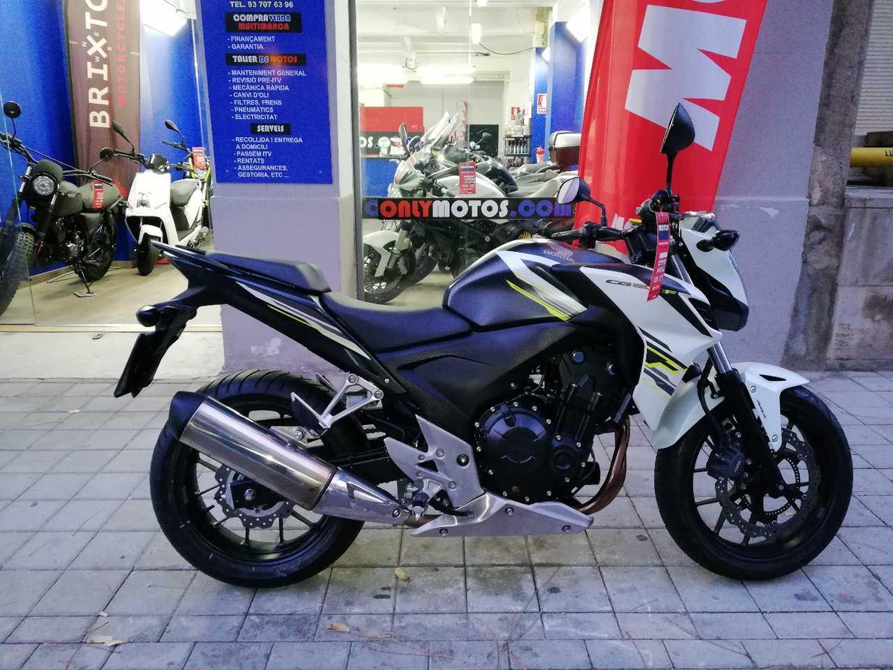 Honda CB 500 F ABS  - Foto 1