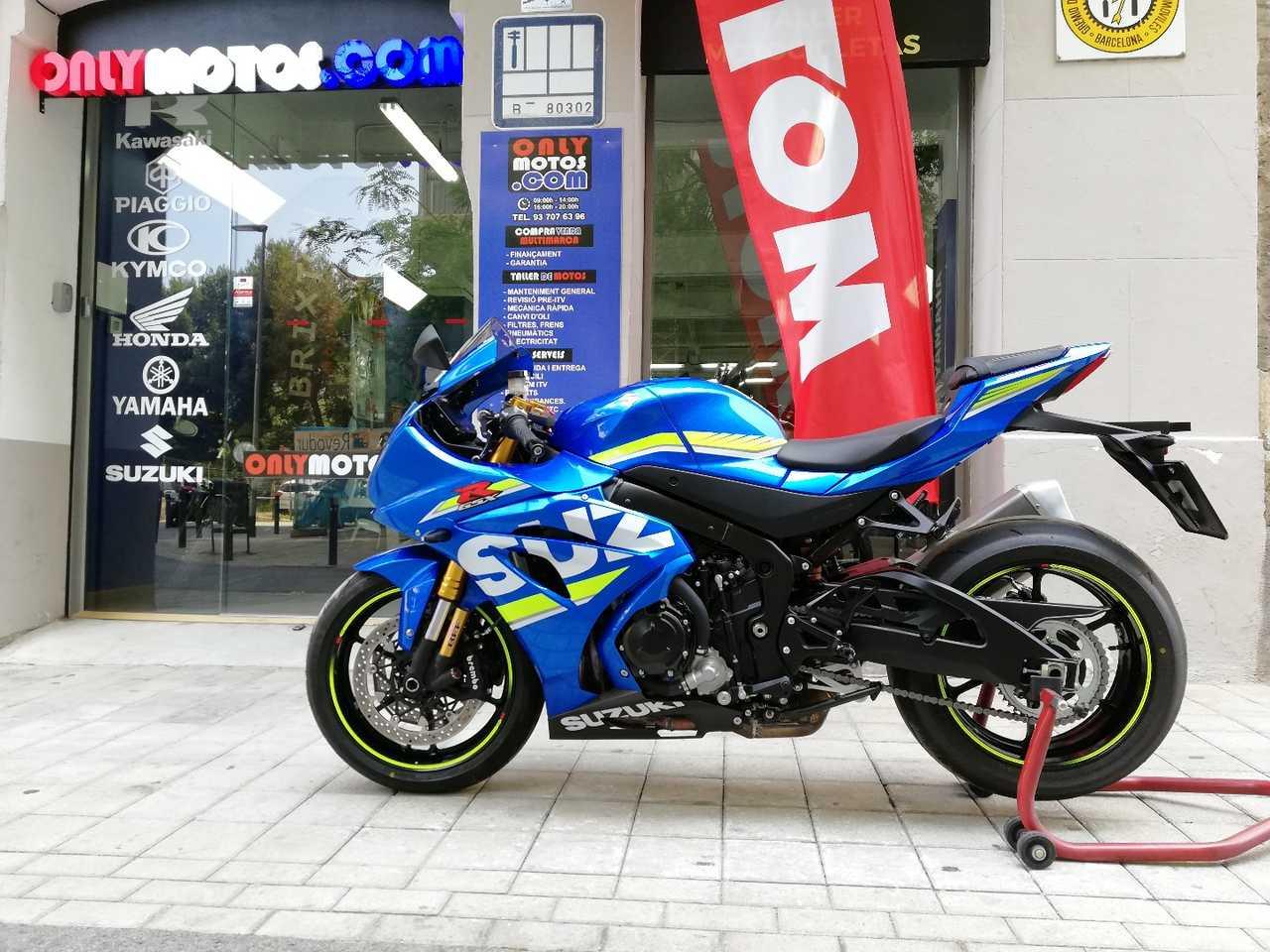 Suzuki GSX-R 1000 R  - Foto 1