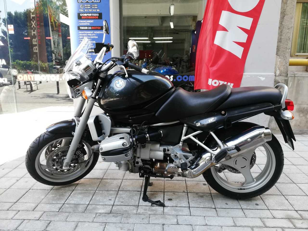 BMW R 850 R ABS  - Foto 1