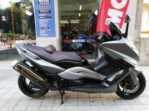 Yamaha TMAX 500 ABS GRIS MATE  - Foto 2