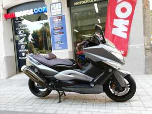Yamaha TMAX 500 ABS GRIS MATE  - Foto 3