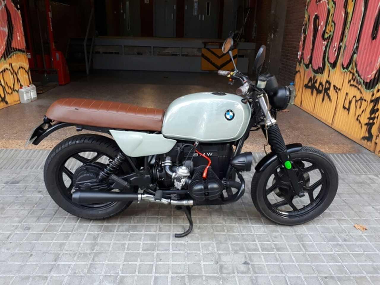 BMW R 80 R CAFÉ RACER  - Foto 1