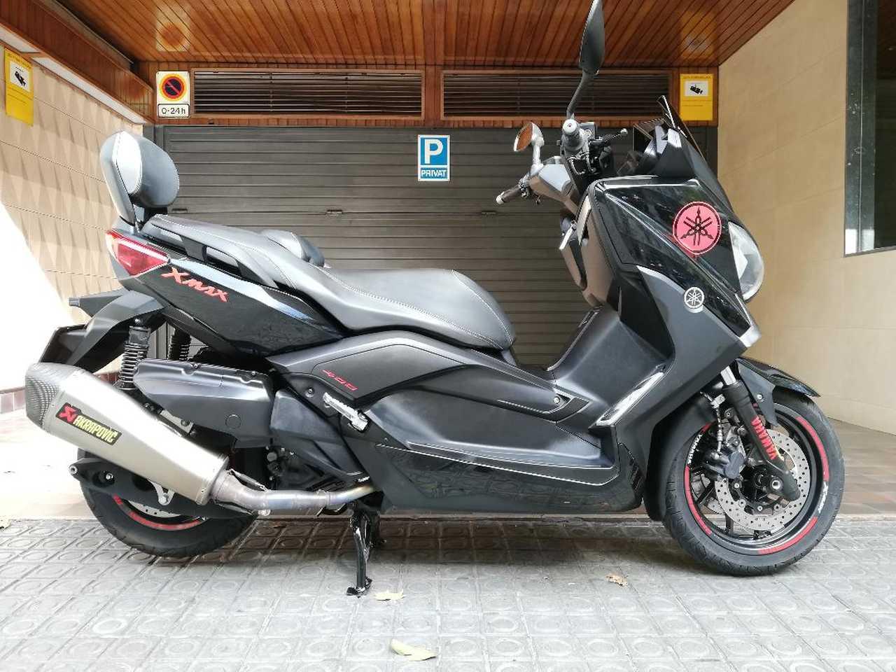 Yamaha X-MAX 400   - Foto 1