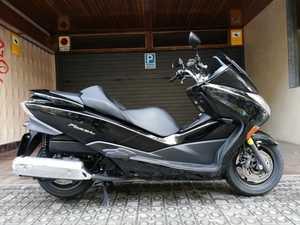 Honda Forza 250 EX (cambio secuencial y ABS)  - Foto 2