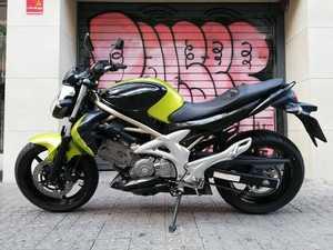Suzuki Gladius 650   - Foto 2