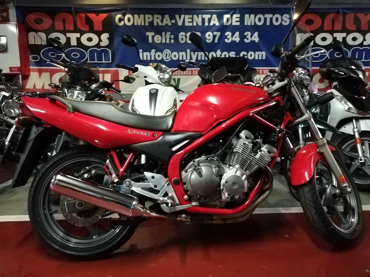 Yamaha XJ 600 N DIVERSION  - Foto 1