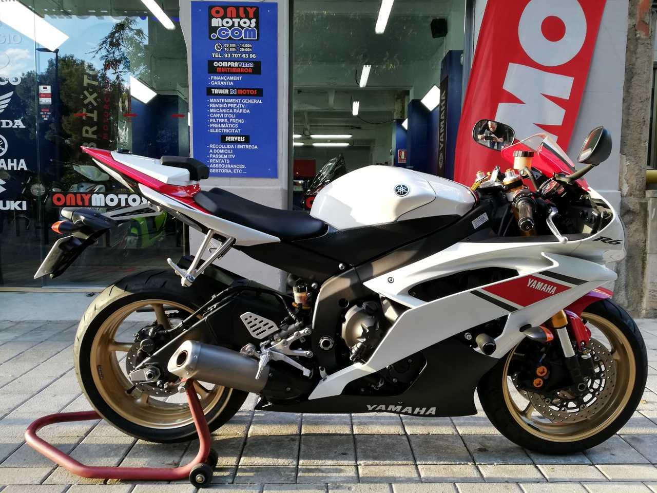 Yamaha YZF - R 6 R  - Foto 1
