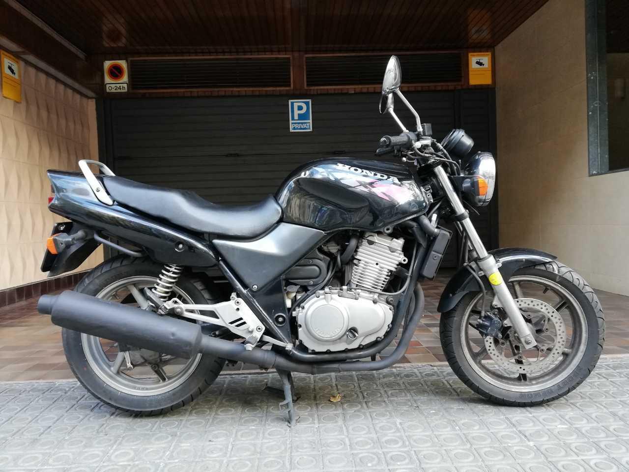 Honda CB 500   - Foto 1
