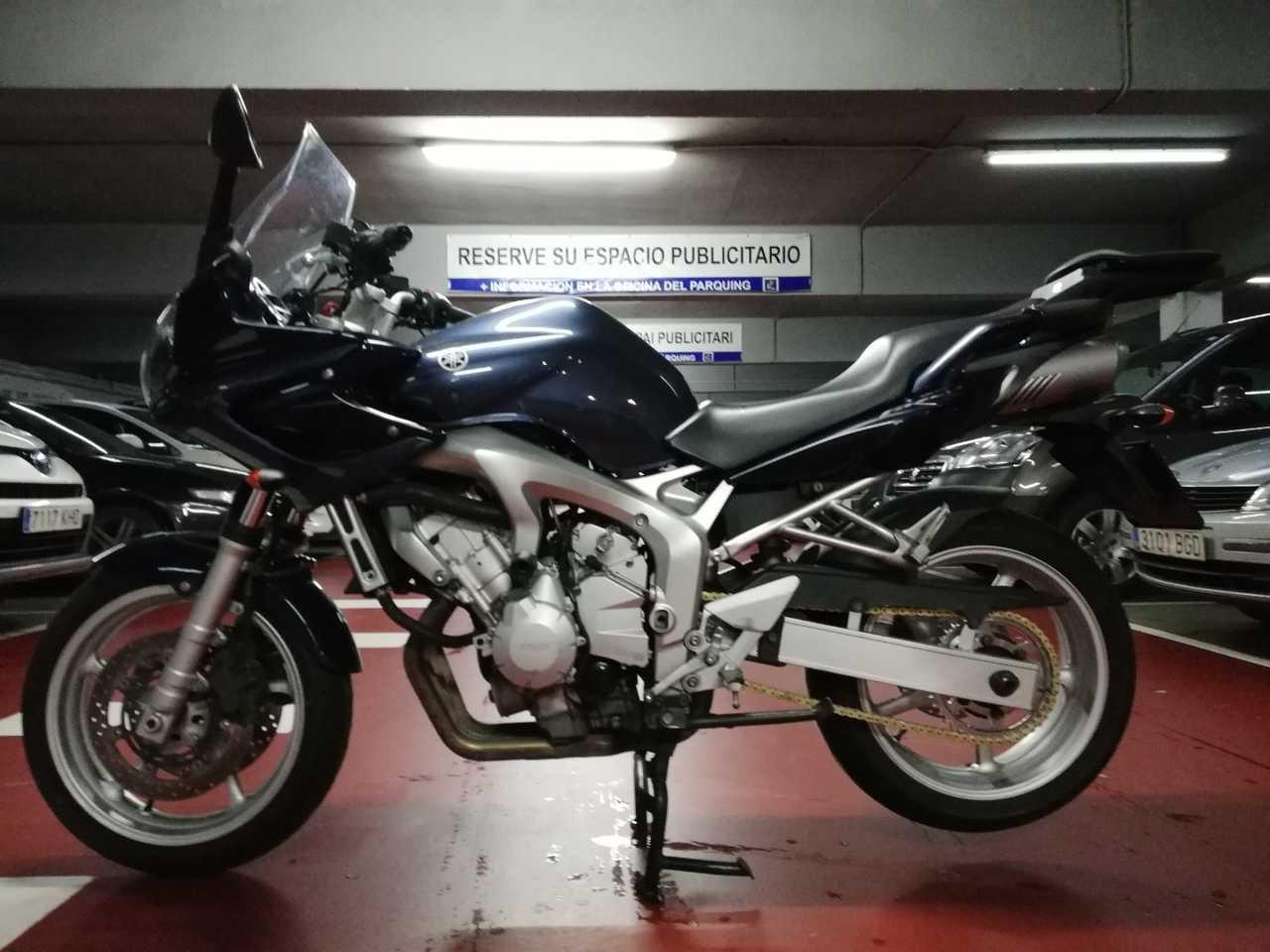 Yamaha FZ 6 S  - Foto 1