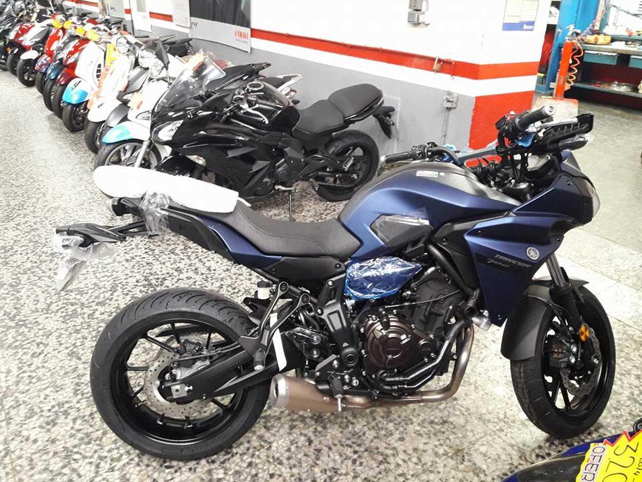 Yamaha MT-07 tracer 700  - Foto 1