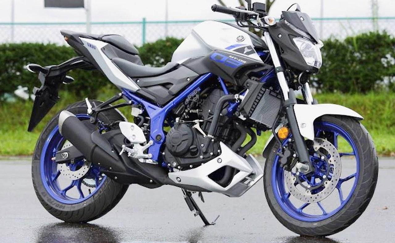 Yamaha MT-03   - Foto 1