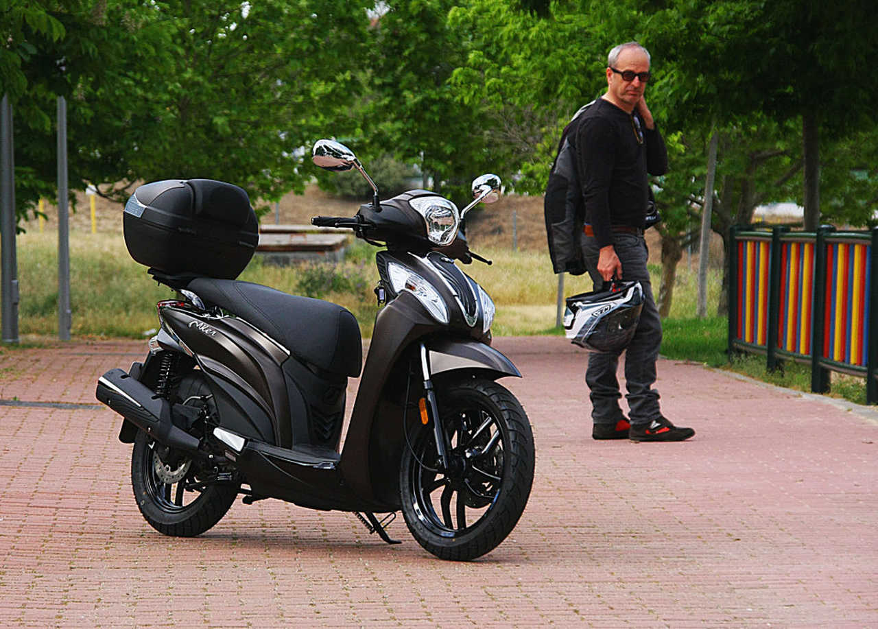 Kymco Otros  Miler 125 cc   218  - Foto 1