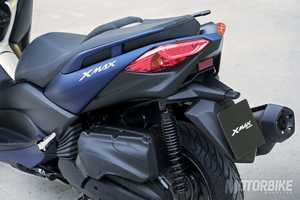 Yamaha X-MAX 400 ABS    - Foto 12