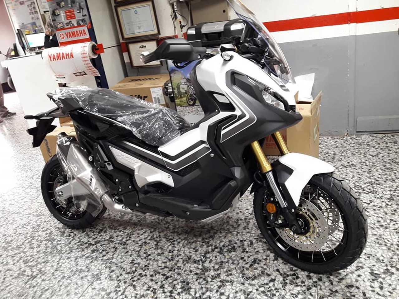 Vestibular´s X-ADV kurz vorgestellt - Honda X-ADV / City