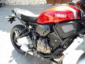 Yamaha XSR 700   - Foto 4