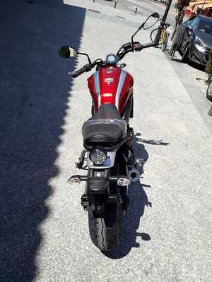 Yamaha XSR 700   - Foto 5