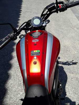 Yamaha XSR 700   - Foto 6