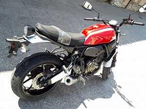 Yamaha XSR 700   - Foto 8