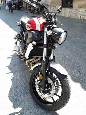 Yamaha XSR 700   - Foto 7