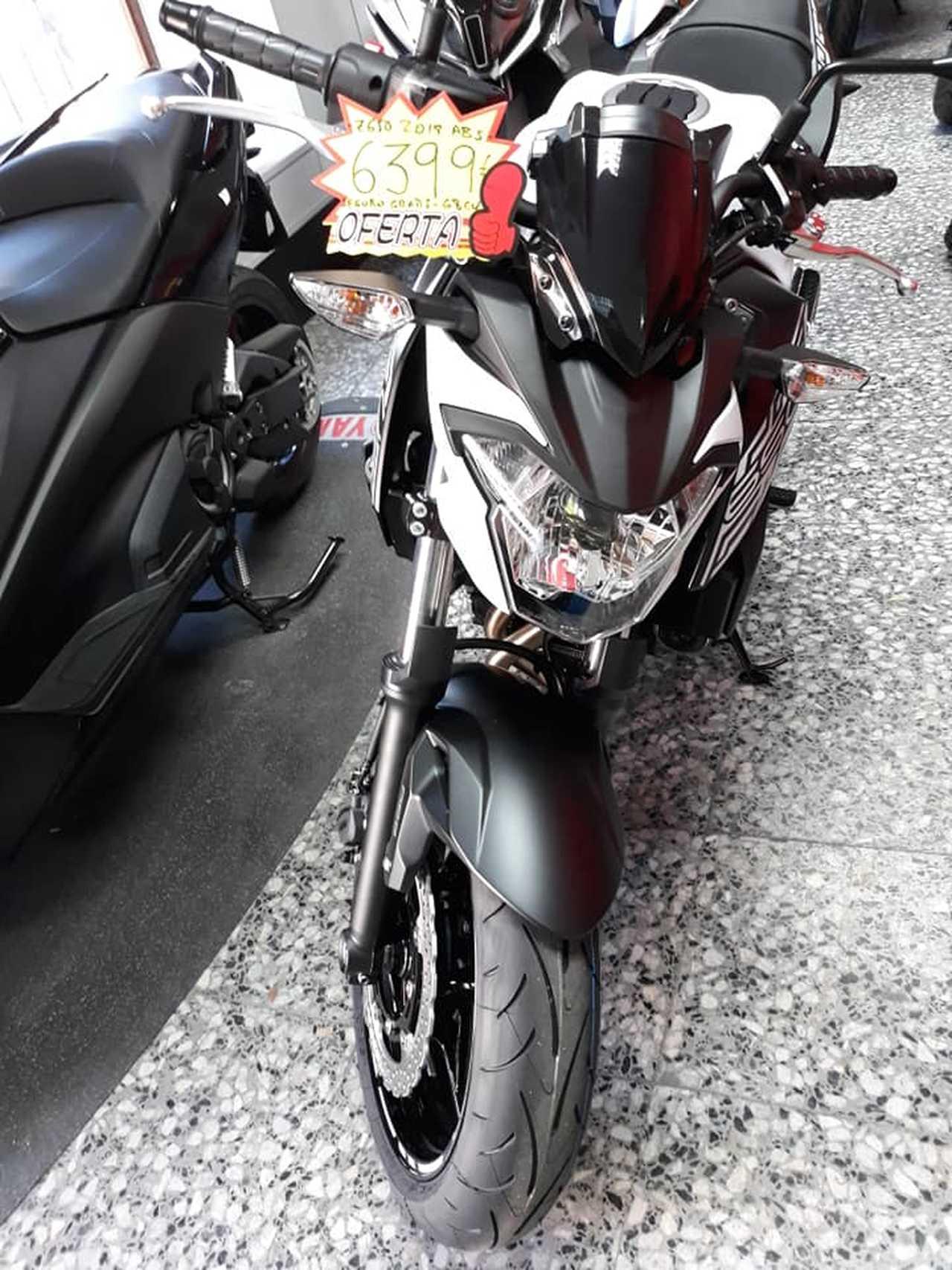 Kawasaki Z 650 ABS 2019  - Foto 1