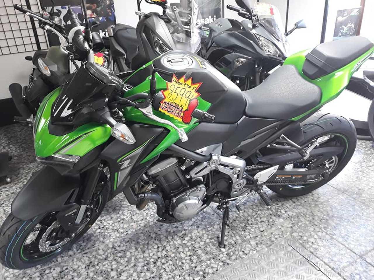 Kawasaki Z 900 ABS 2018 A2  - Foto 1