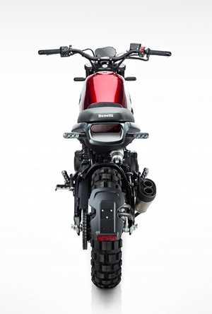Benelli Leoncino 500 ABS  - Foto 15