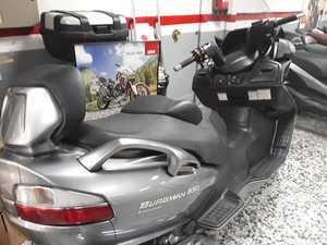 Suzuki Burgman 650 EXCLUSIVE  - Foto 6