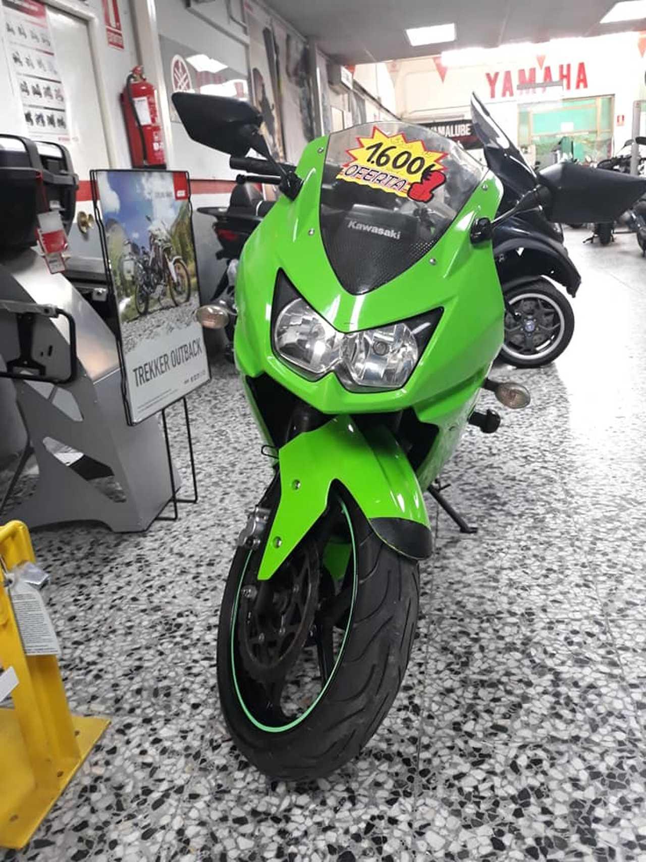 Kawasaki Z 250 R  - Foto 1