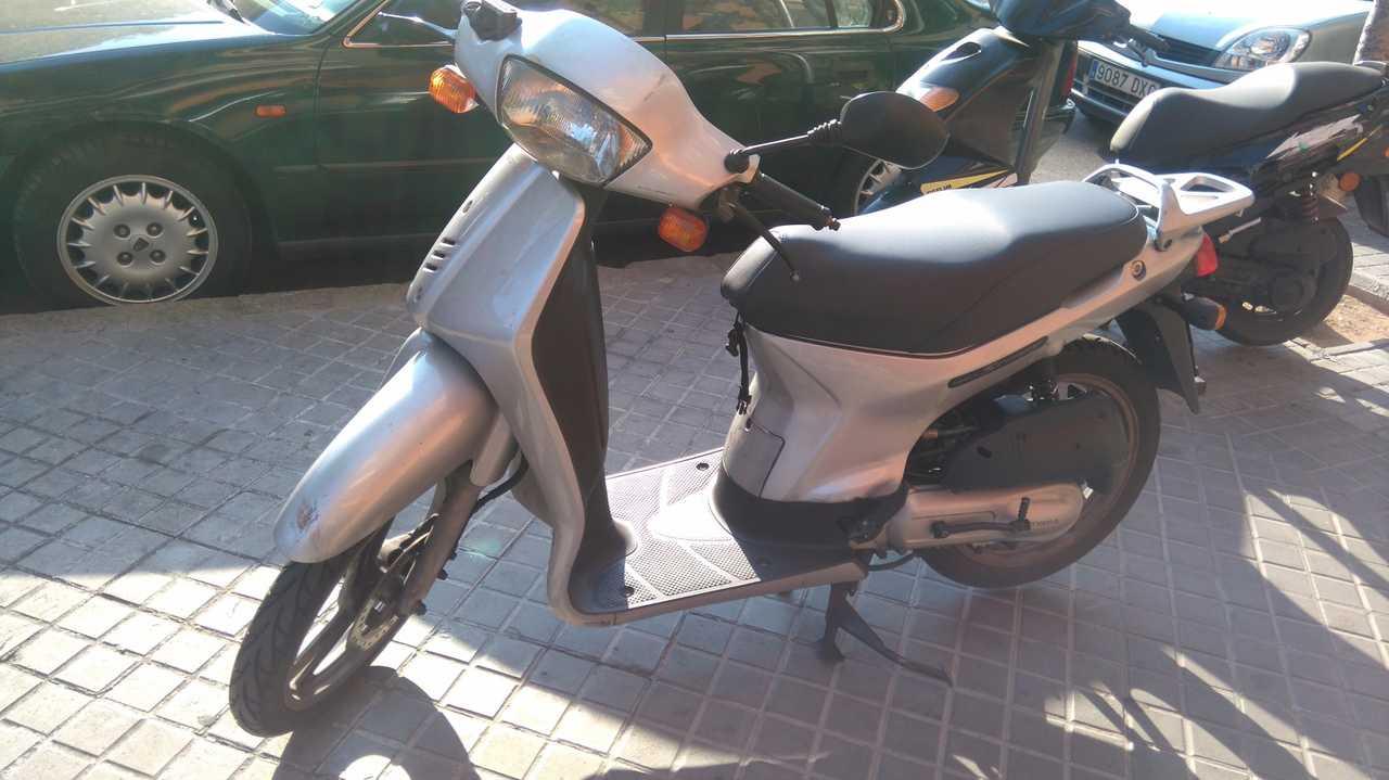 Honda SH 50   - Foto 1
