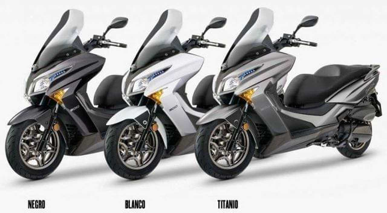 Kymco Grand Dink 125 ABS  - Foto 1